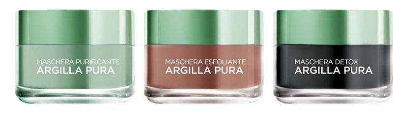 Maschere Argilla Pura L'Oréal | TheBeautyInside